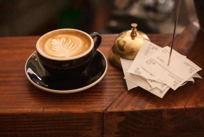 Recettes café