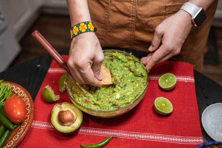 Erreurs à éviter guacamole maison