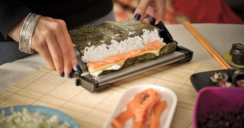 Comment préparer les sushis maison